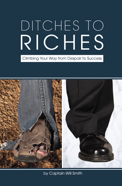 Ditches to Riches Book